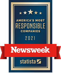 Newsweek - America's Most Responsible Companies 2021