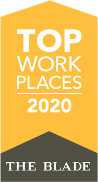 Top work places 2020 the blade